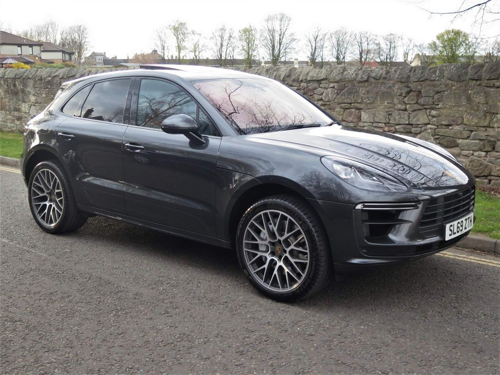 Porsche Macan SUV 2.9T V6 Turbo PDK 4WD (s/s) 5dr