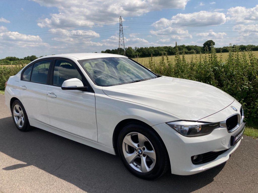 BMW 3 Series Saloon 2.0 320d ED BluePerformance EfficientDynamics (s/s) 4dr