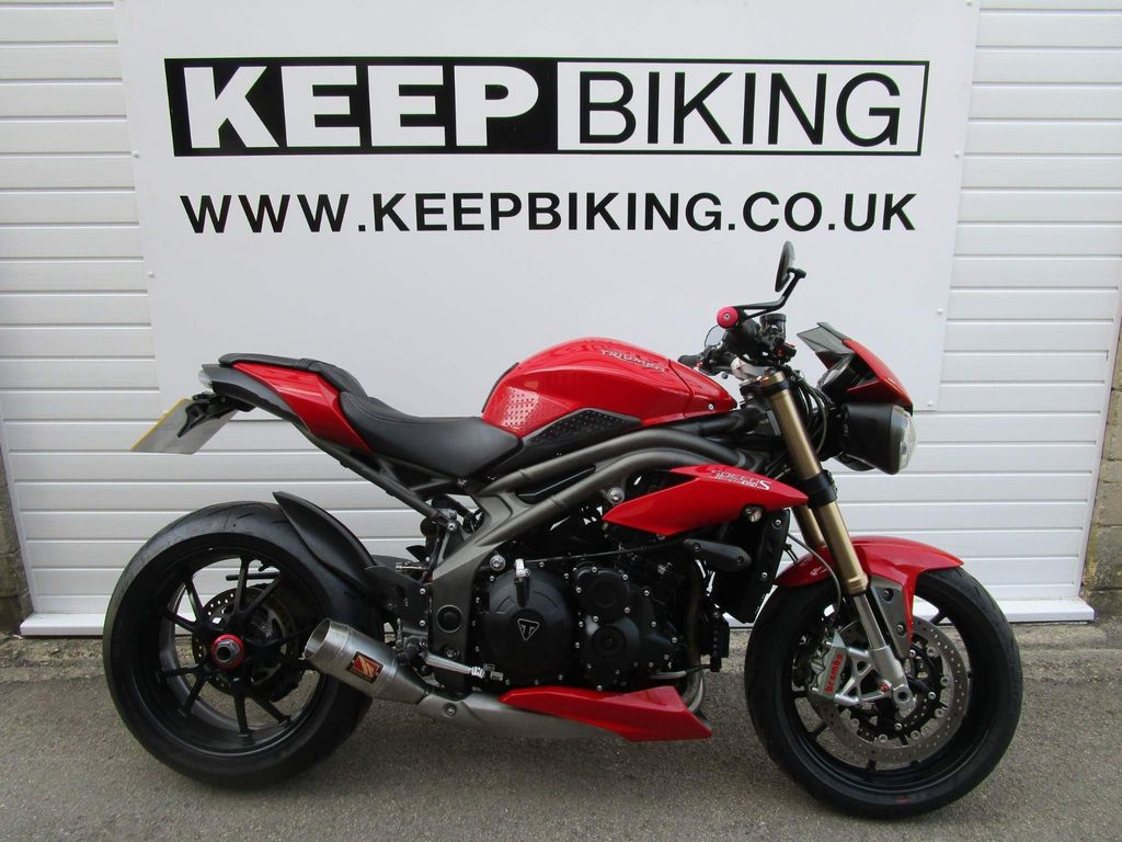 Triumph Speed Triple 1050 Naked 1050 S ABS