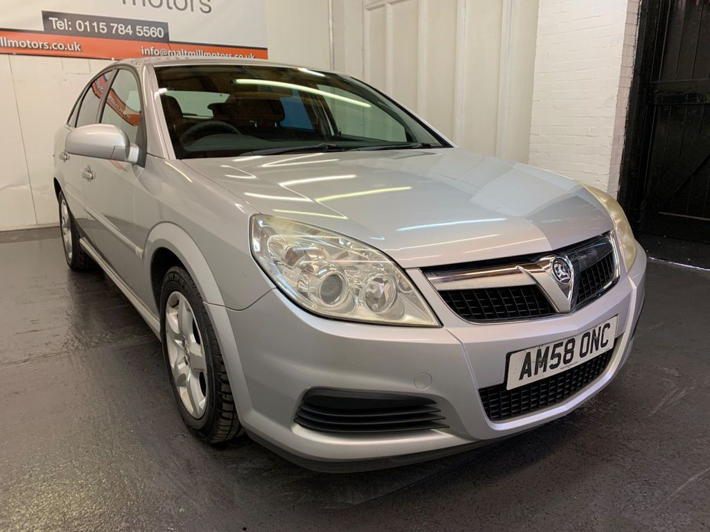 Vauxhall Vectra Hatchback 1.9 CDTi 16v Exclusiv 5dr
