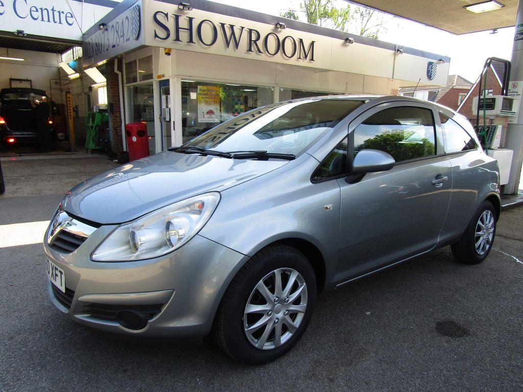Vauxhall Corsa Hatchback 1.2 i 16v Exclusiv 3dr