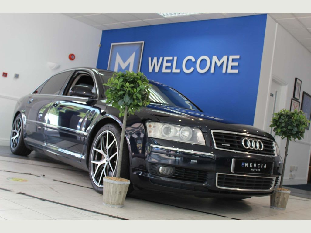 Audi A8 Saloon 4.2 quattro 4dr LWB