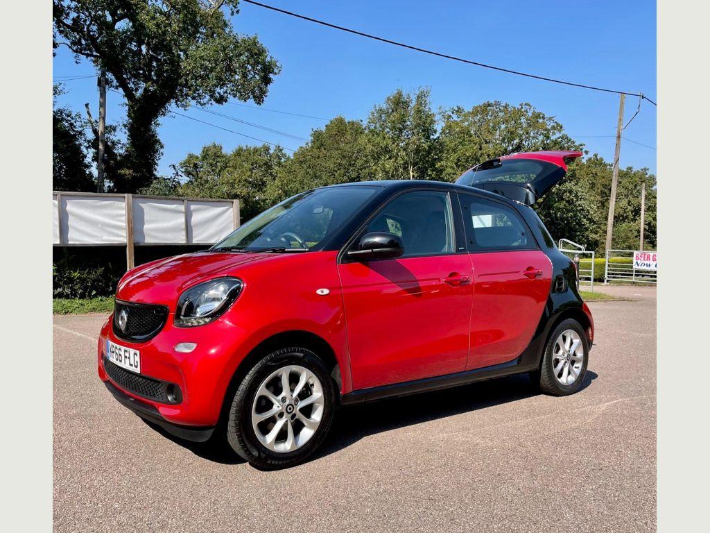 Smart forfour Hatchback 1.0 Passion (s/s) 5dr
