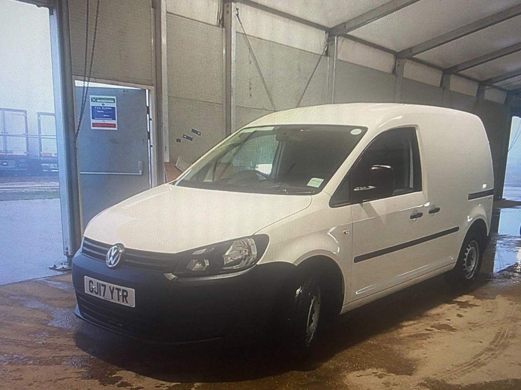 Volkswagen Caddy Panel Van 2.0 TDI C20 BlueMotion Tech EU6 (s/s) 5dr