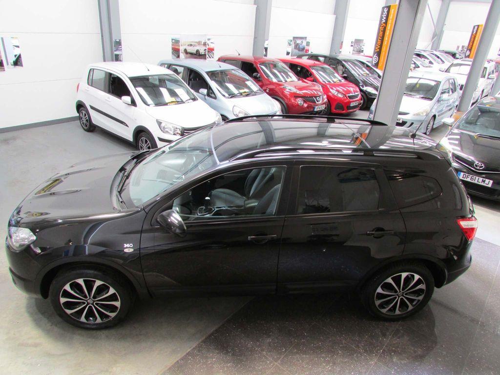 Nissan Qashqai+2 SUV 1.6 360 5dr