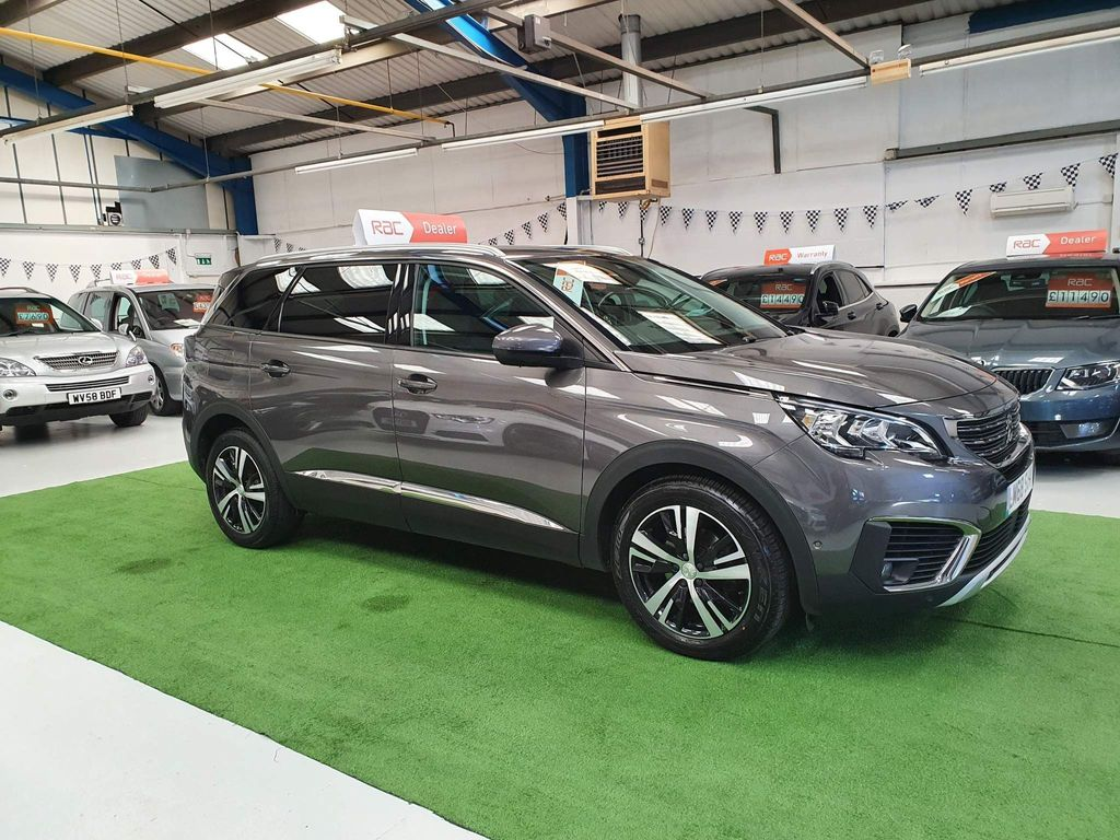 Peugeot 5008 SUV 1.5 BlueHDi Allure EAT (s/s) 5dr