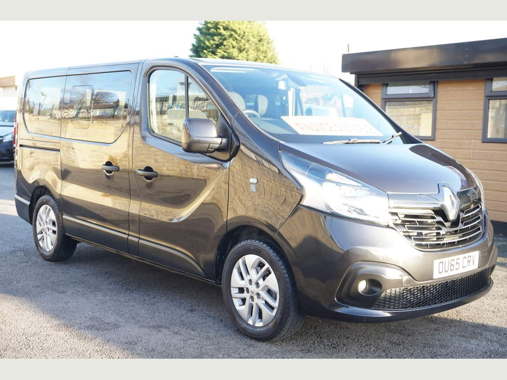 Renault Trafic MPV 1.6 dCi 27 Sport 5dr 5 Seats WheelChair
