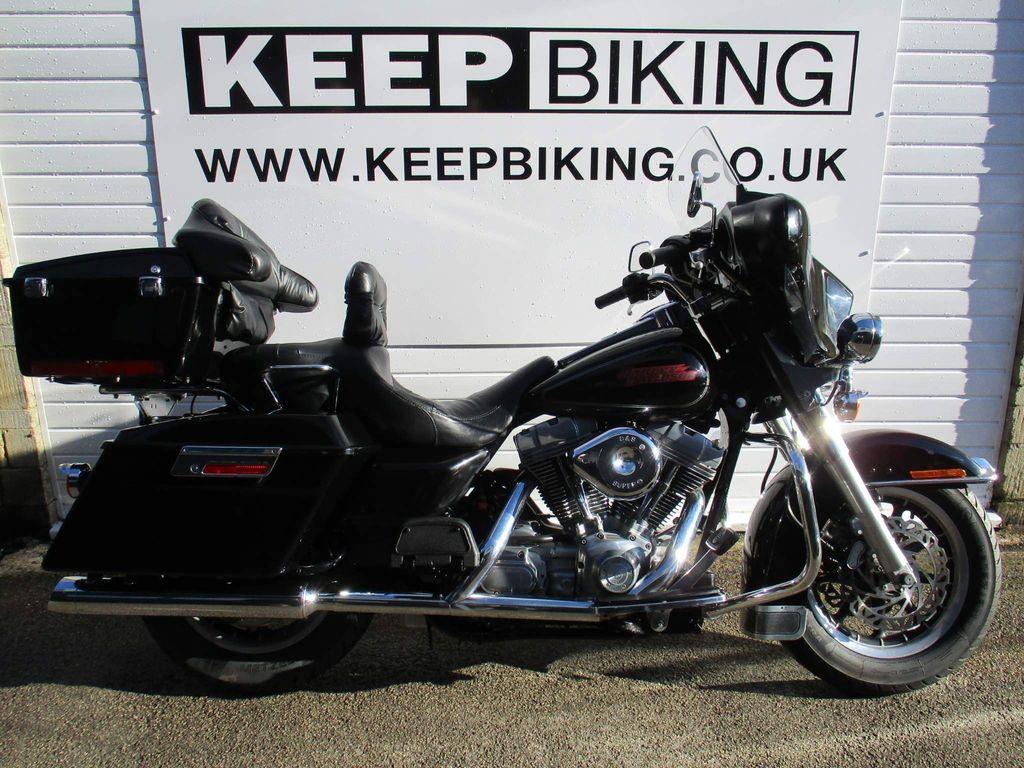 Harley-Davidson Touring Tourer 1450 FLHTI Electra Glide Standard