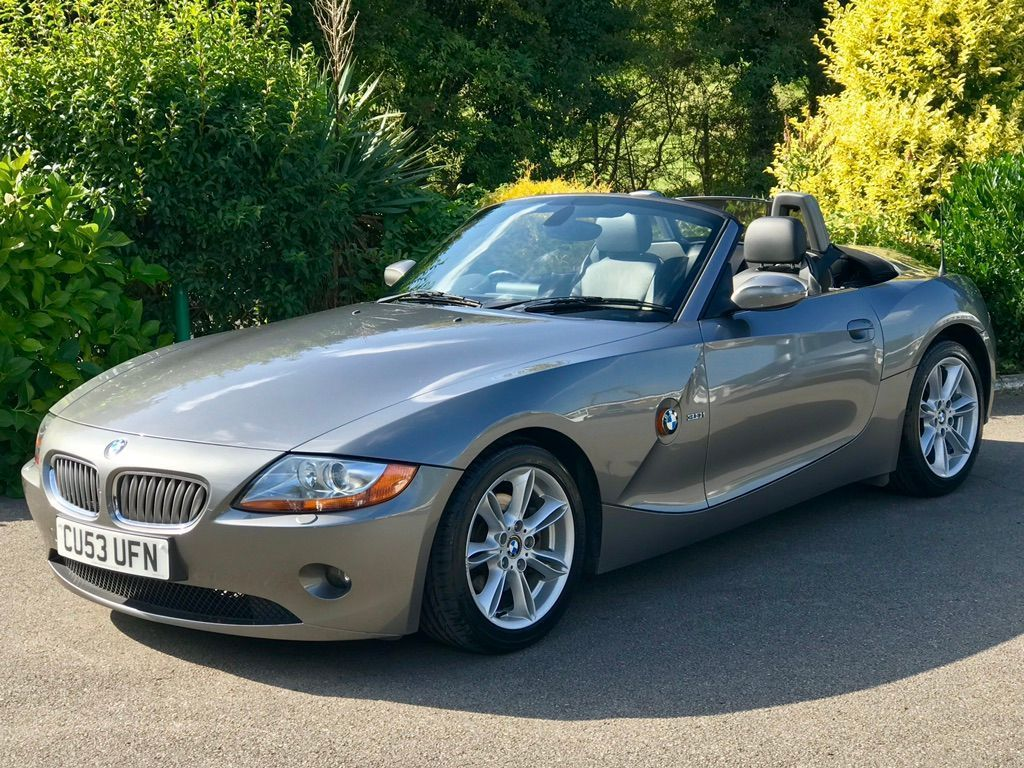BMW Z4 Convertible 3.0 i Roadster 2dr Petrol Automatic (231 g/km, 231 bhp)