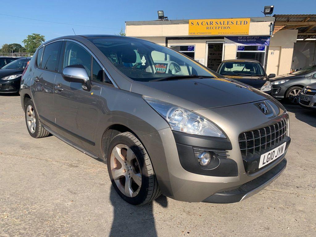 Peugeot 3008 SUV 1.6 VTi Exclusive 5dr