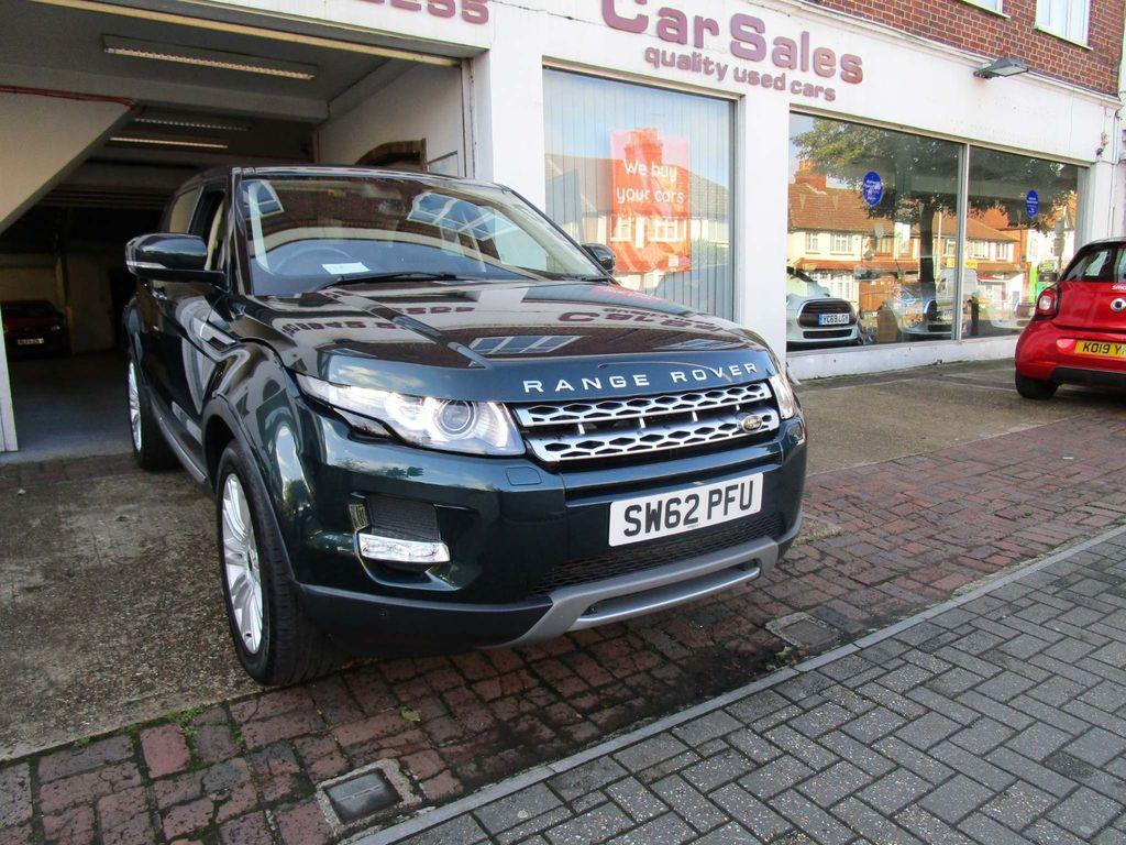 Land Rover Range Rover Evoque SUV 2.2 SD4 Prestige AWD 5dr