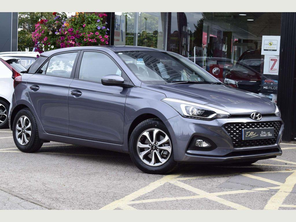 Hyundai i20 Hatchback 1.0 T-GDi SE DCT (s/s) 5dr
