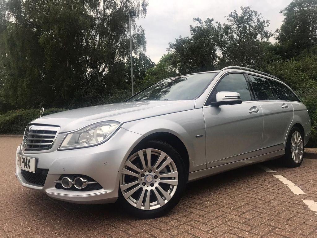 Mercedes-Benz C Class Estate 1.8 C250 BlueEFFICIENCY Elegance G-Tronic 5dr