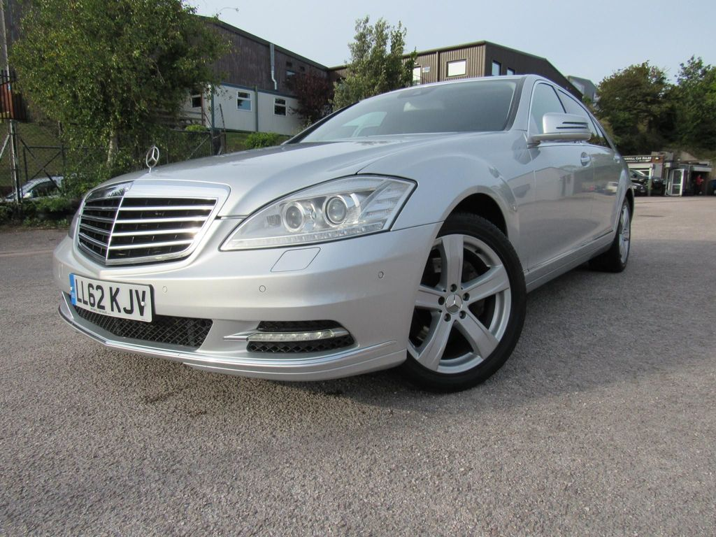 Mercedes-Benz S Class Other 3.0 S350 CDI BlueTEC L 7G-Tronic Plus 4dr