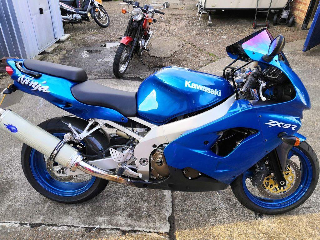 Kawasaki ZX-9R Sports Tourer 900 C1