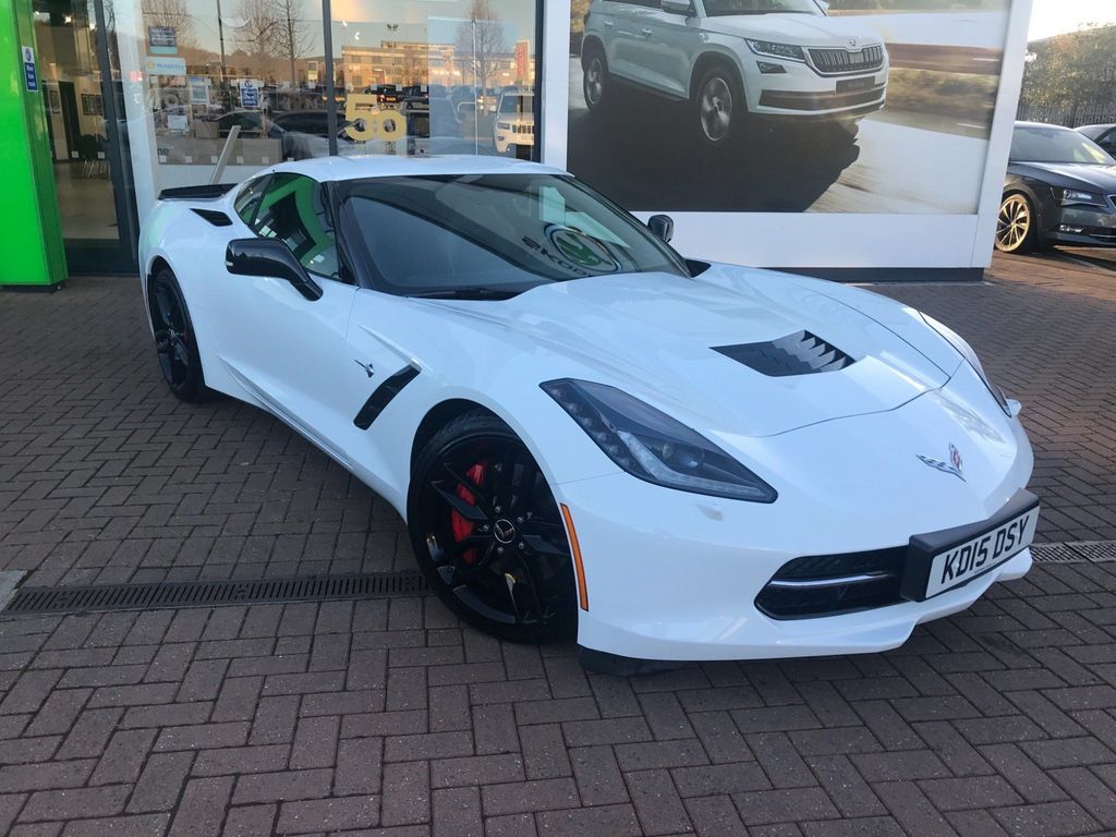 Chevrolet Corvette Coupe 6.2 V8 Stingray 2dr