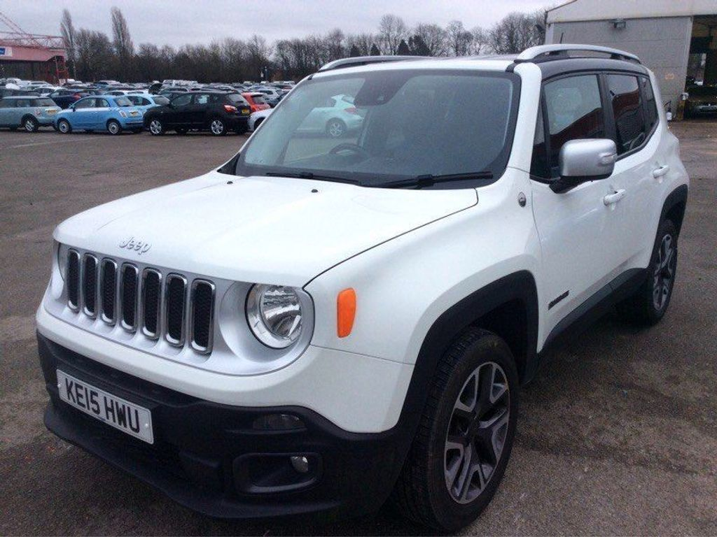 Jeep Renegade SUV 2.0 MultiJetII Opening Edition 4WD (s/s) 5dr