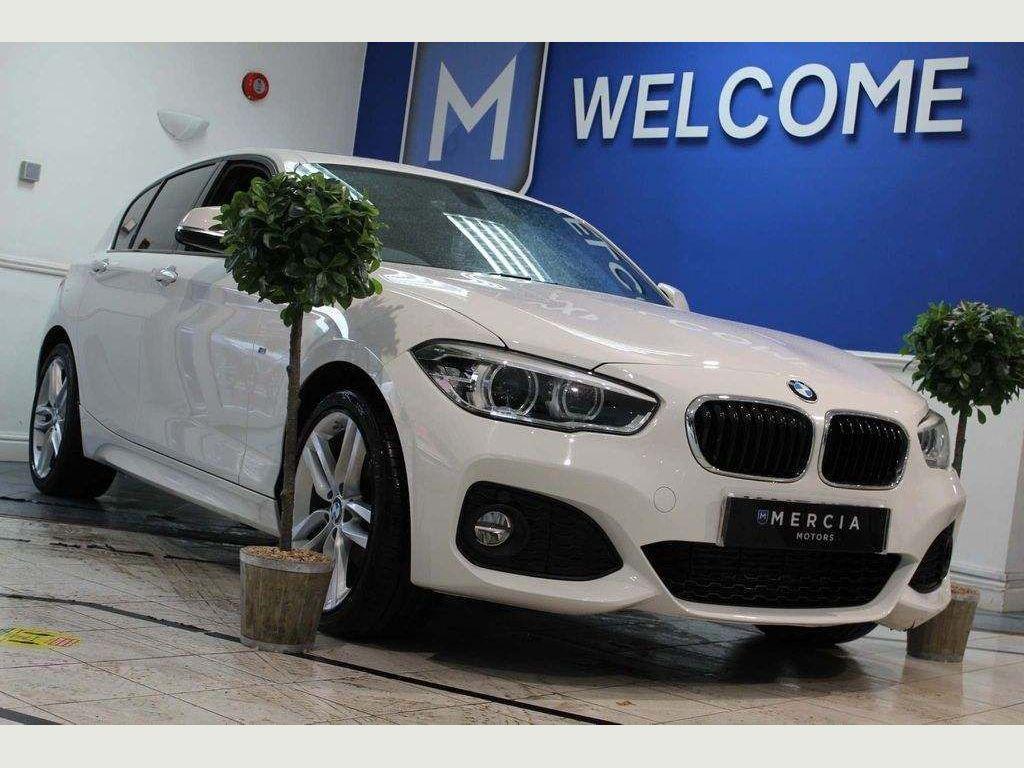 BMW 1 Series Hatchback 2.0 120d M Sport Auto (s/s) 5dr
