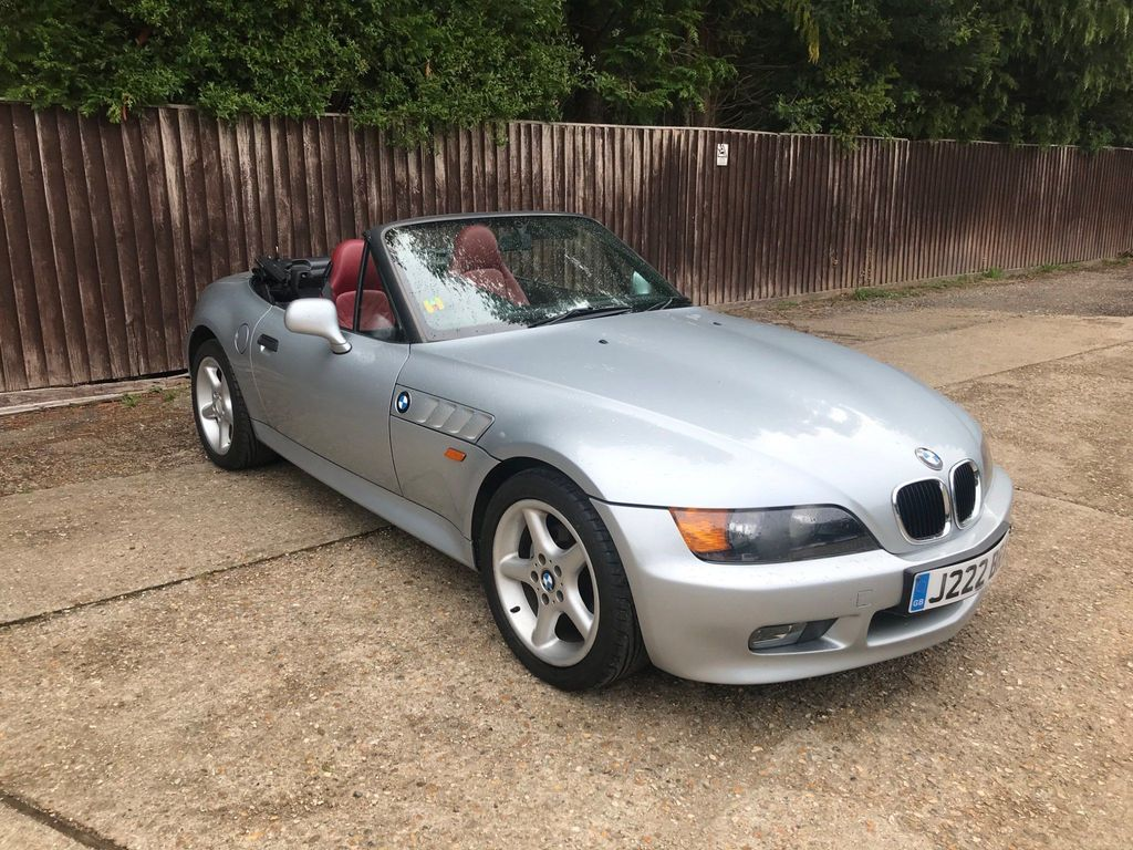 BMW Z3 Convertible 1.9 2dr