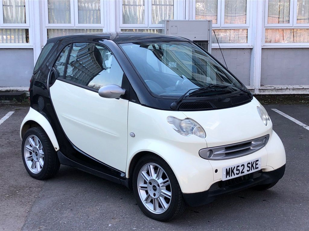 Smart fortwo Hatchback 0.6 City Passion 3dr