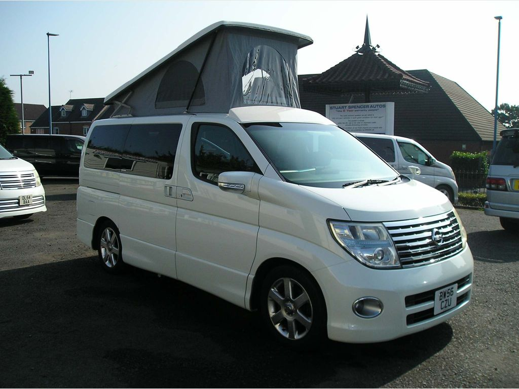 Nissan Elgrand MPV HWS with full conversion [ SOLD ]
