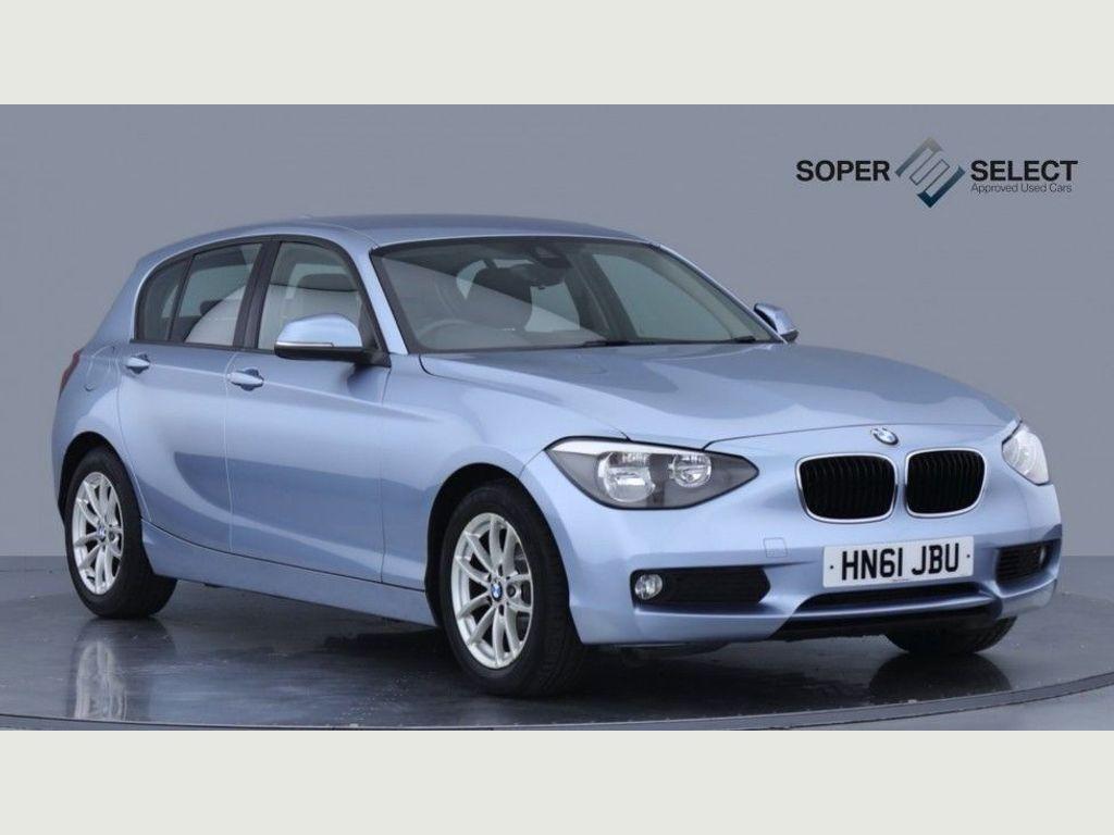 BMW 1 Series Hatchback 1.6 118i SE 5dr