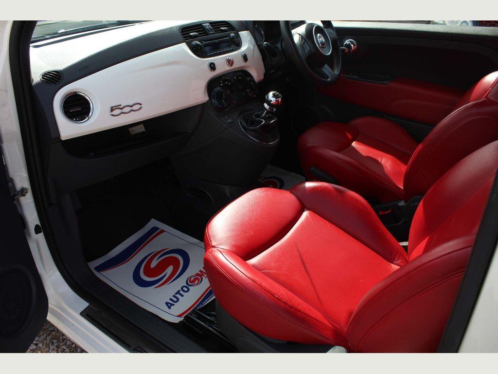 Fiat 500 Hatchback 1.2 Sport 3dr