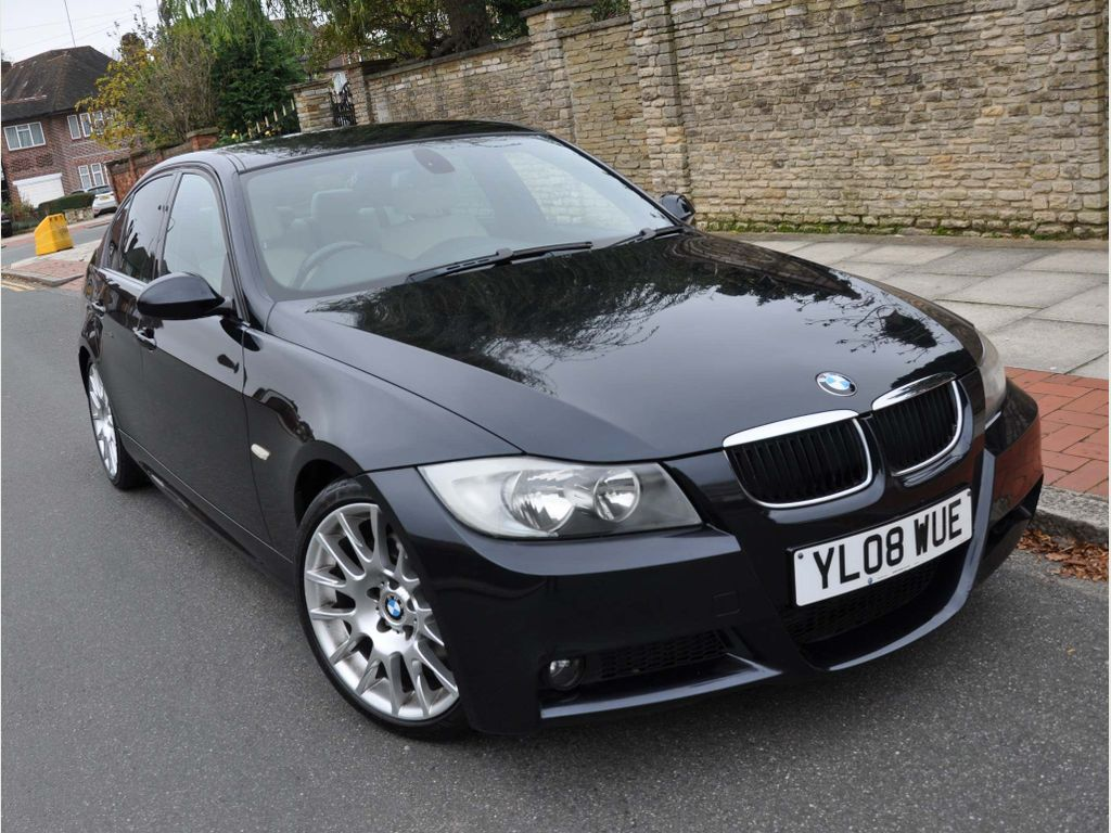 BMW 3 Series Saloon 2.0 320d M Sport Edition 4dr