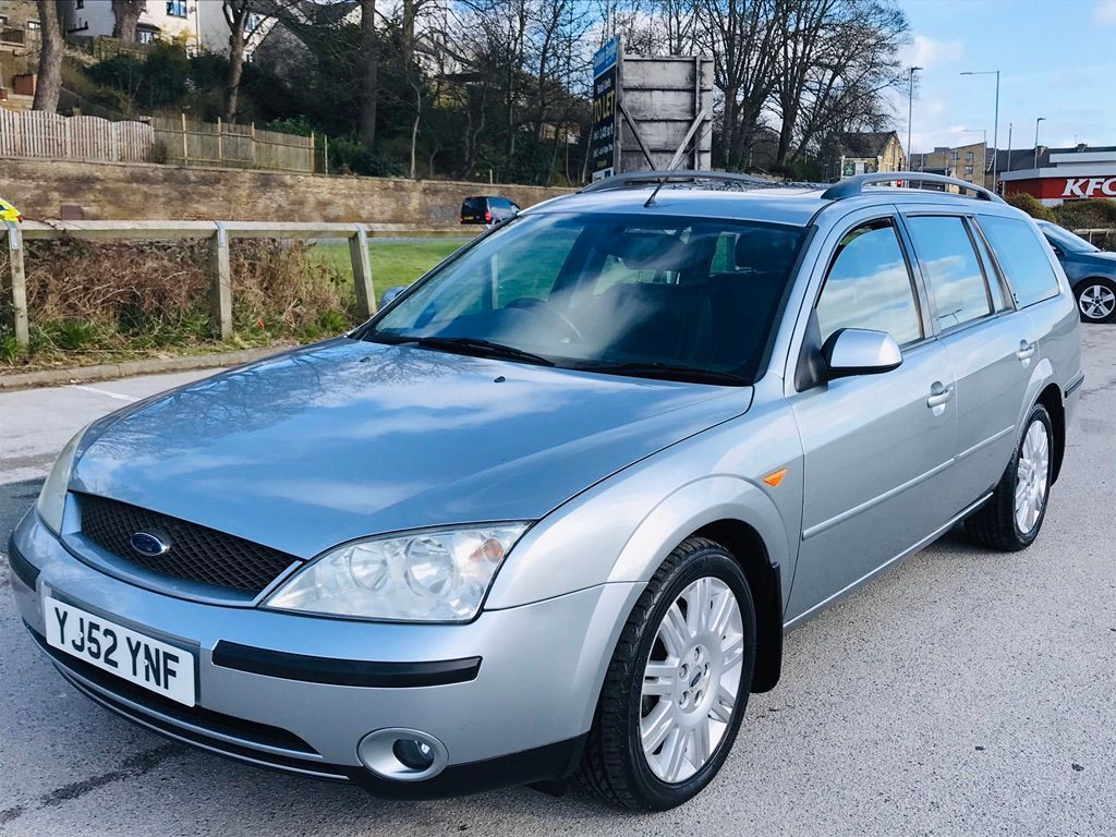 Ford Mondeo Estate 2.0 TDCi Ghia X 5dr