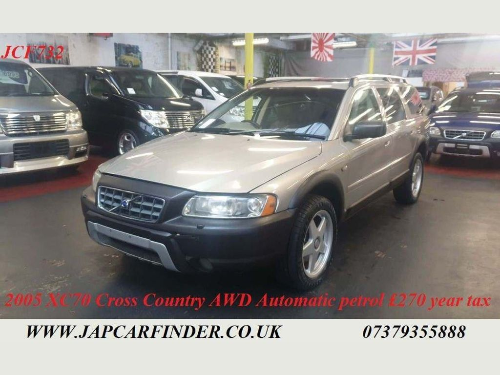 Volvo XC70 Estate 2.5 T SE Cross Country Geartronic AWD