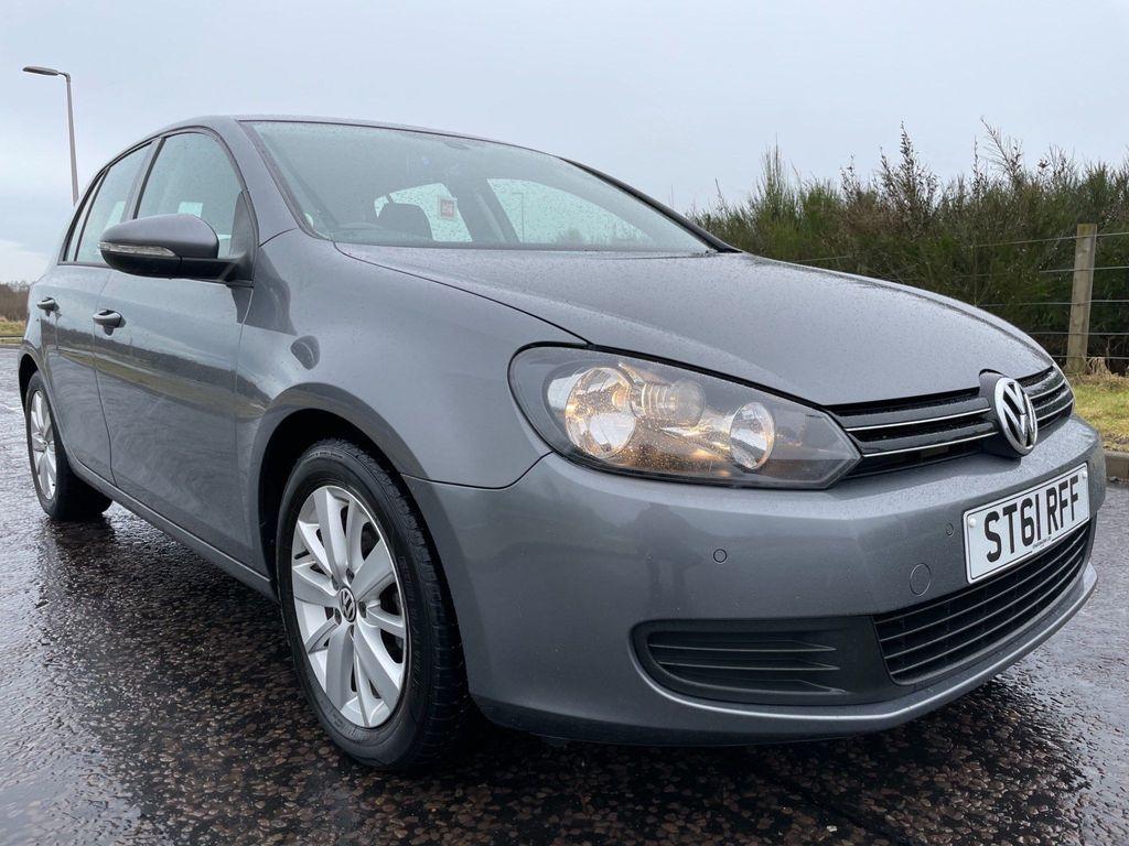 Volkswagen Golf Hatchback 1.6 TDI BlueMotion Tech Match CC Ltd Edn DSG 5dr