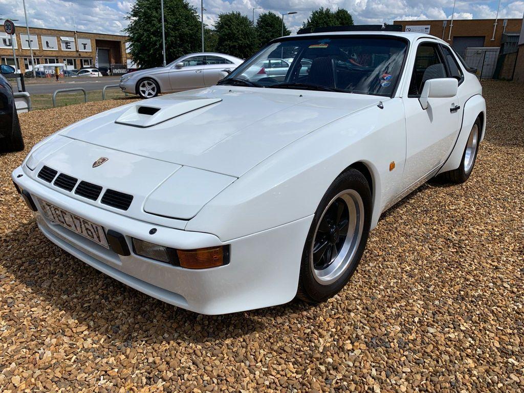 Porsche 924 Coupe 2.0 Turbo 2dr