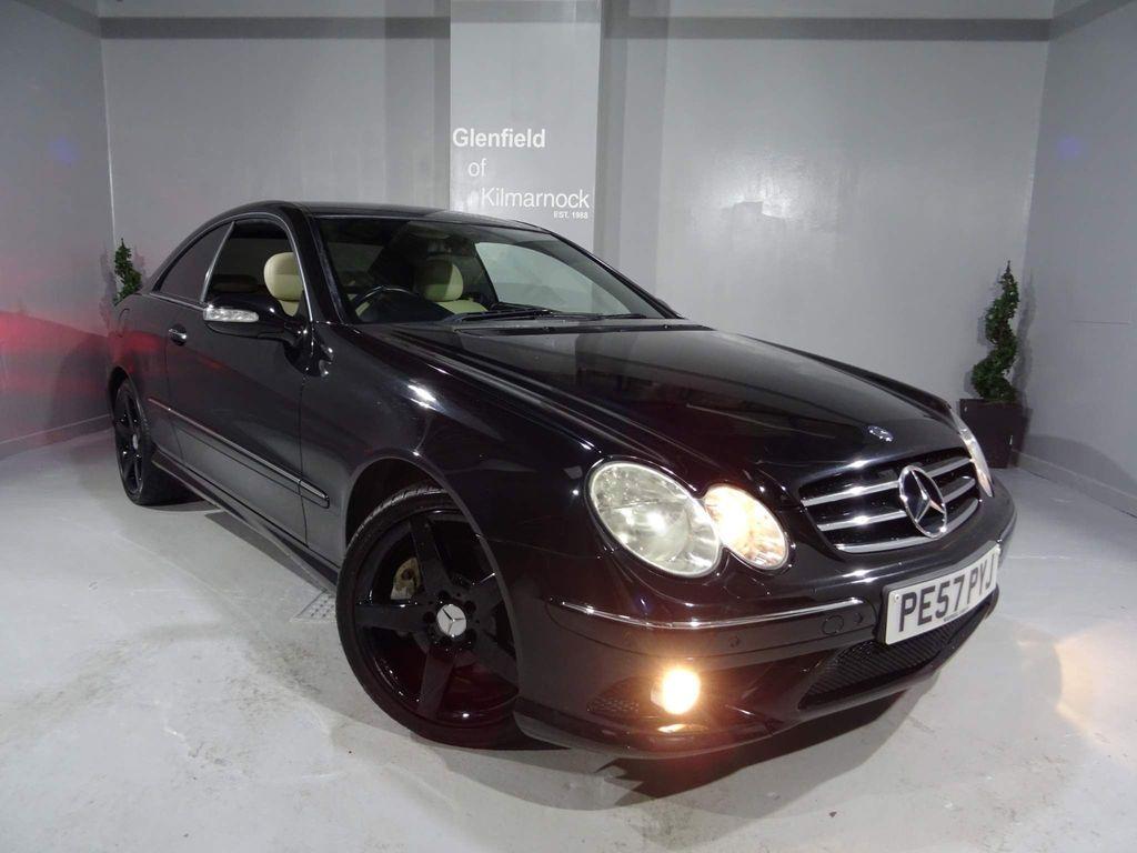 Mercedes-Benz CLK Coupe 3.0 CLK280 Sport 7G-Tronic 2dr