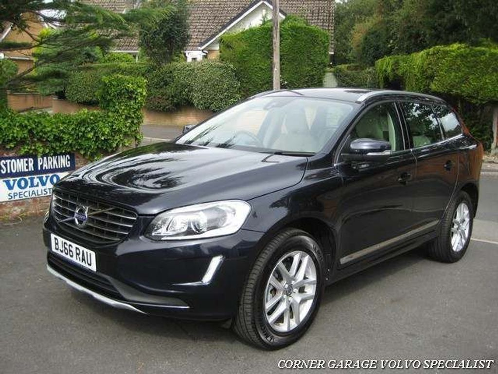 Volvo XC60 SUV 2.0 D4 SE Lux Nav Geartronic (s/s) 5dr