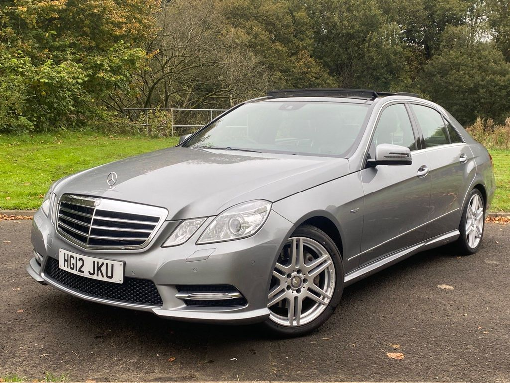 Mercedes-Benz E Class Saloon 3.0 E350 CDI BlueEFFICIENCY Sport G-Tronic 4dr