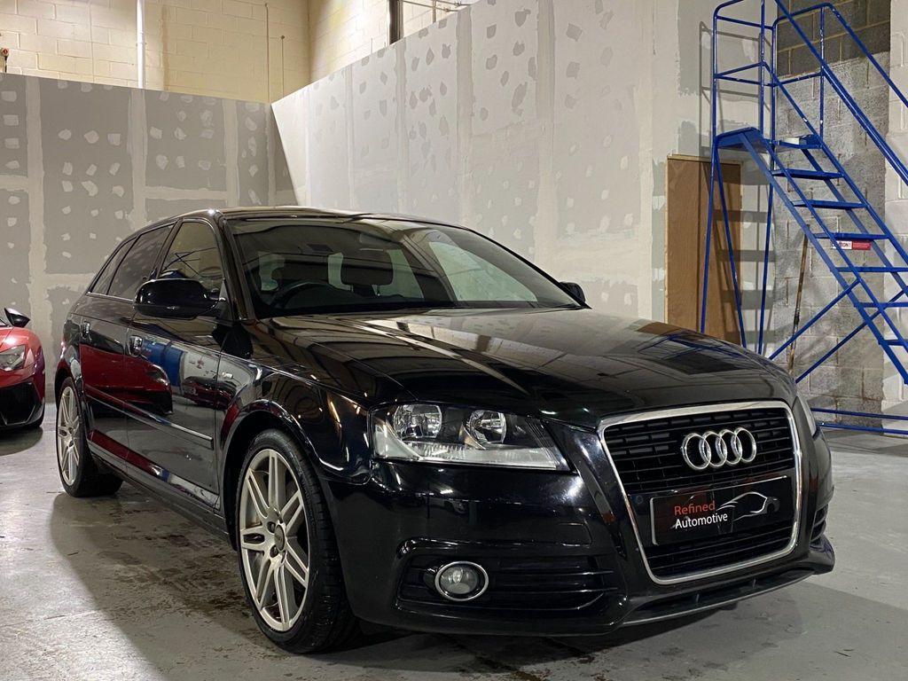 Audi A3 Hatchback 2.0 TD S line Sportback 5dr