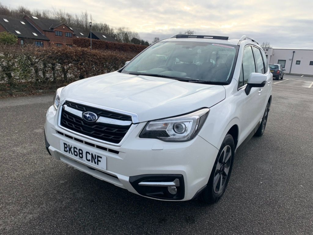 Subaru Forester SUV 2.0i XE Premium Lineartronic 4WD (s/s) 5dr EyeSight