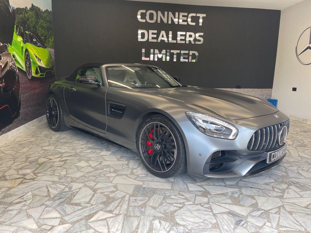 Mercedes-Benz AMG GT Convertible 4.0 V8 BiTurbo C Roadster SpdS DCT (s/s) 2dr