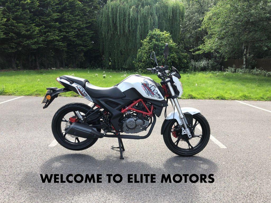 KSR Moto GRS Naked 125 125 E4