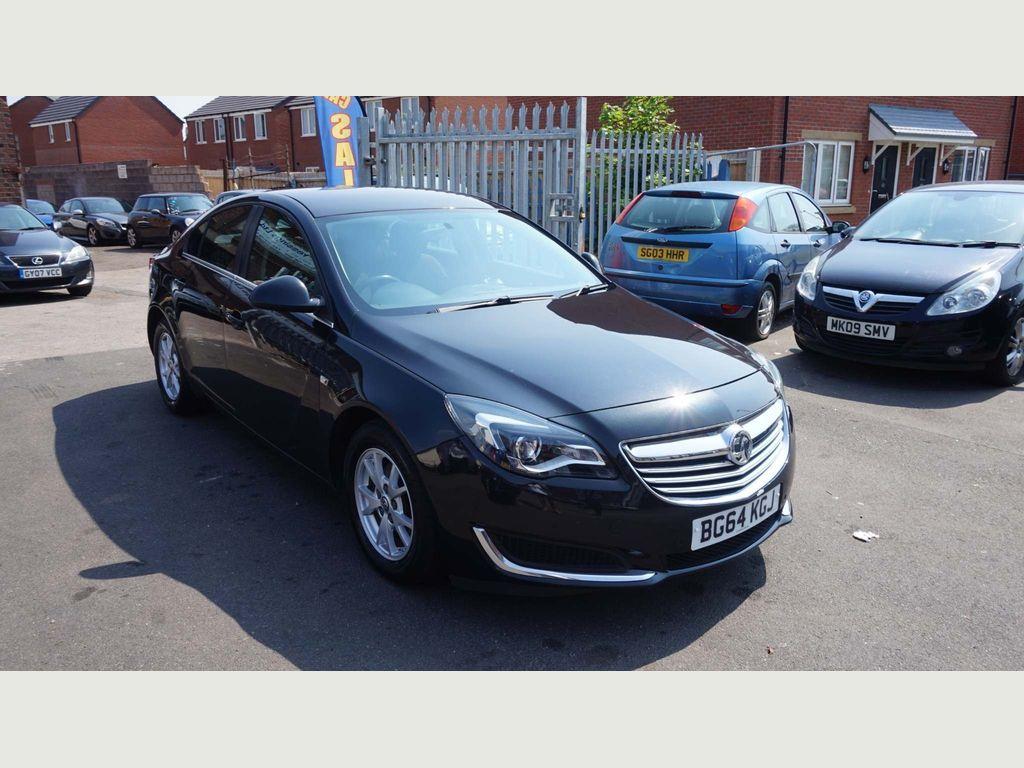 Vauxhall Insignia Hatchback 2.0 CDTi ecoFLEX Design Nav (s/s) 5dr
