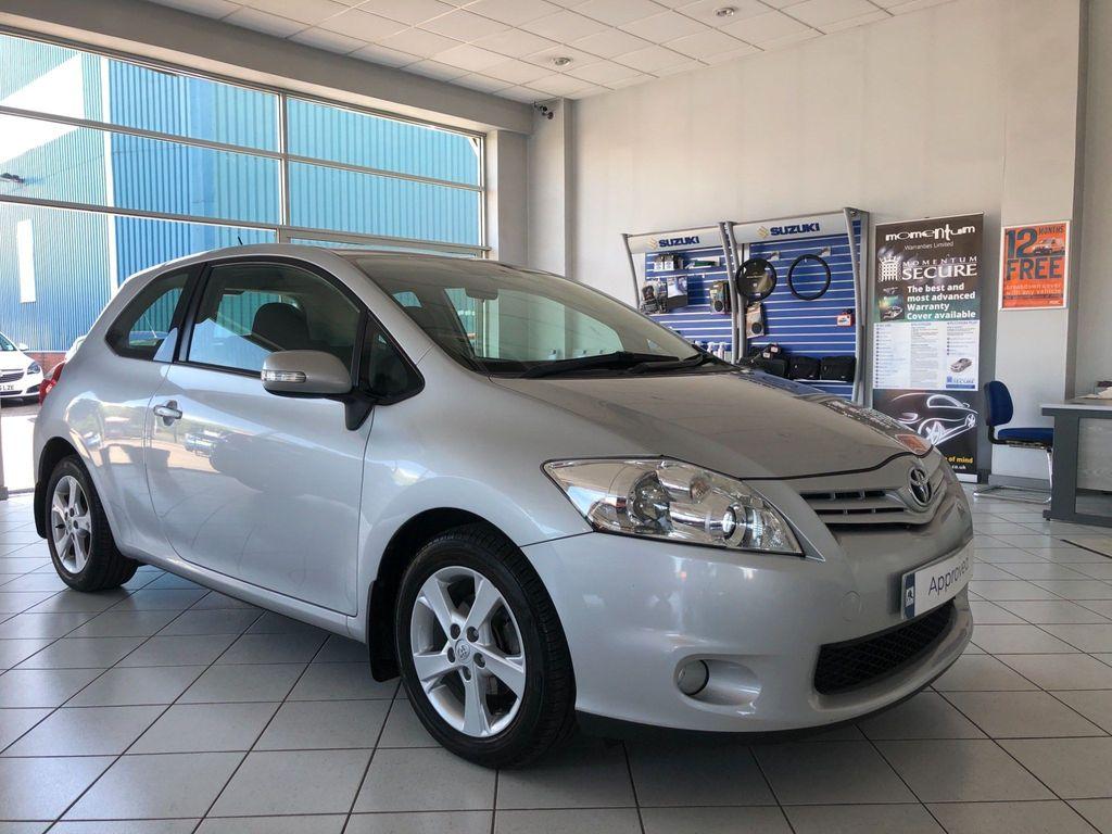 Toyota Auris Hatchback 1.33 VVT-i TR 3dr