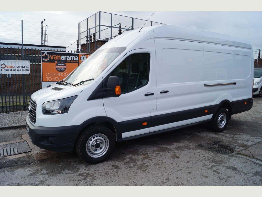 Ford Transit Panel Van 2.0TDCi 'JUMBO' L4 XLWB VAN (EURO6)