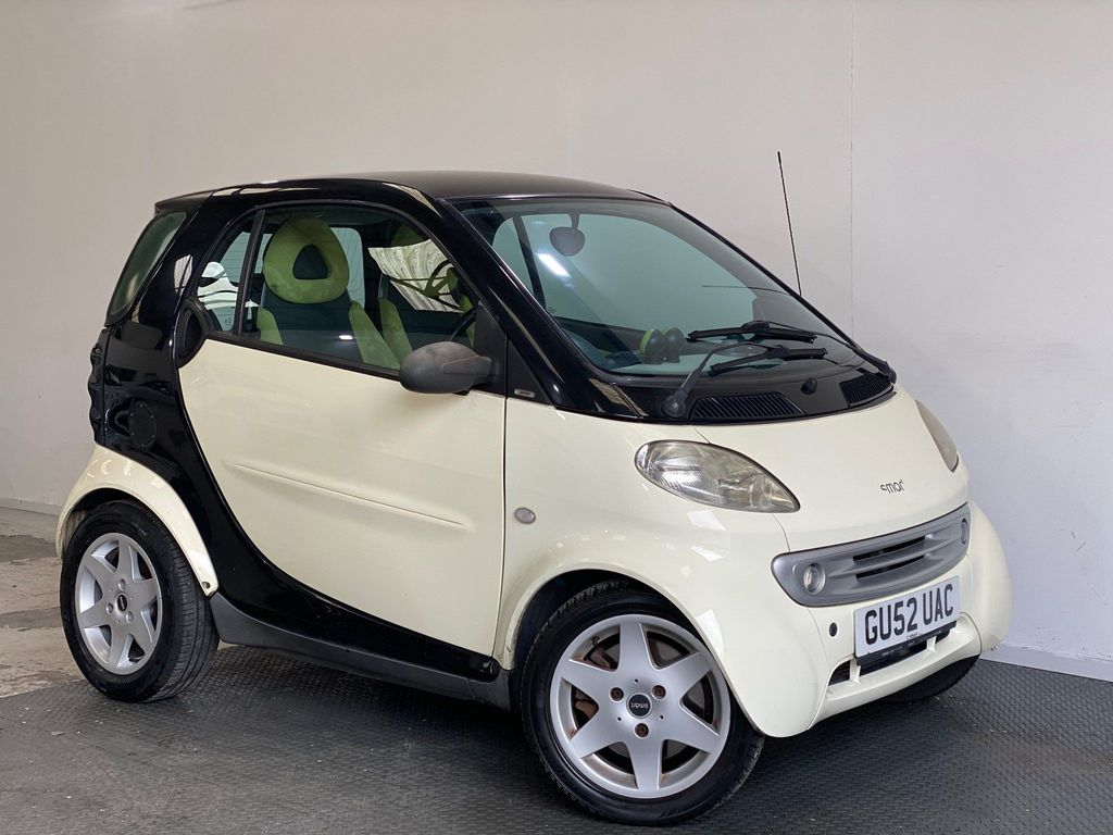 SMART FORTWO Hatchback 0.6 City Pulse 3dr