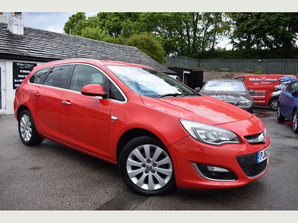 Vauxhall Astra Estate 2.0 CDTi 16v SE Sport Tourer 5dr
