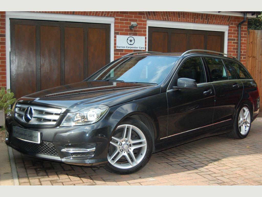 Mercedes-Benz C Class Estate 2.1 C220 CDI AMG Sport 7G-Tronic Plus 5dr