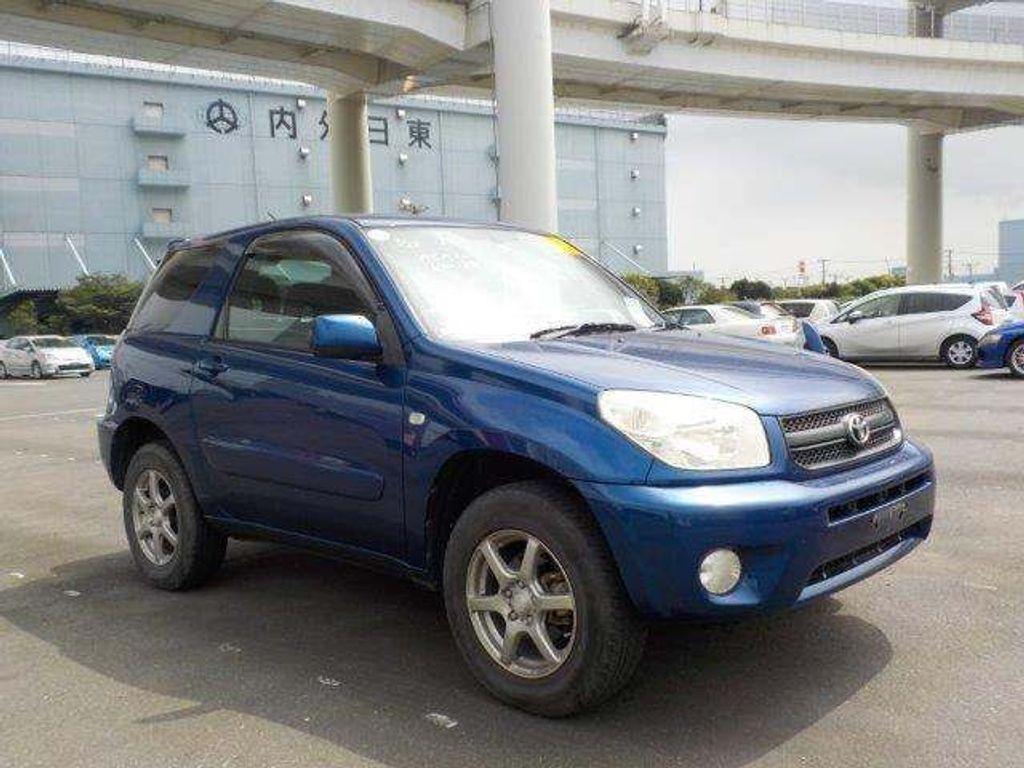 Toyota RAV4 SUV 2.0 VVT-I Auto (3 Door)