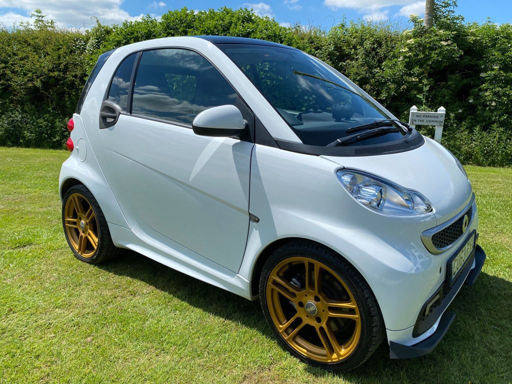 Smart fortwo Coupe 0.8 CDI Passion SoftTouch 2dr