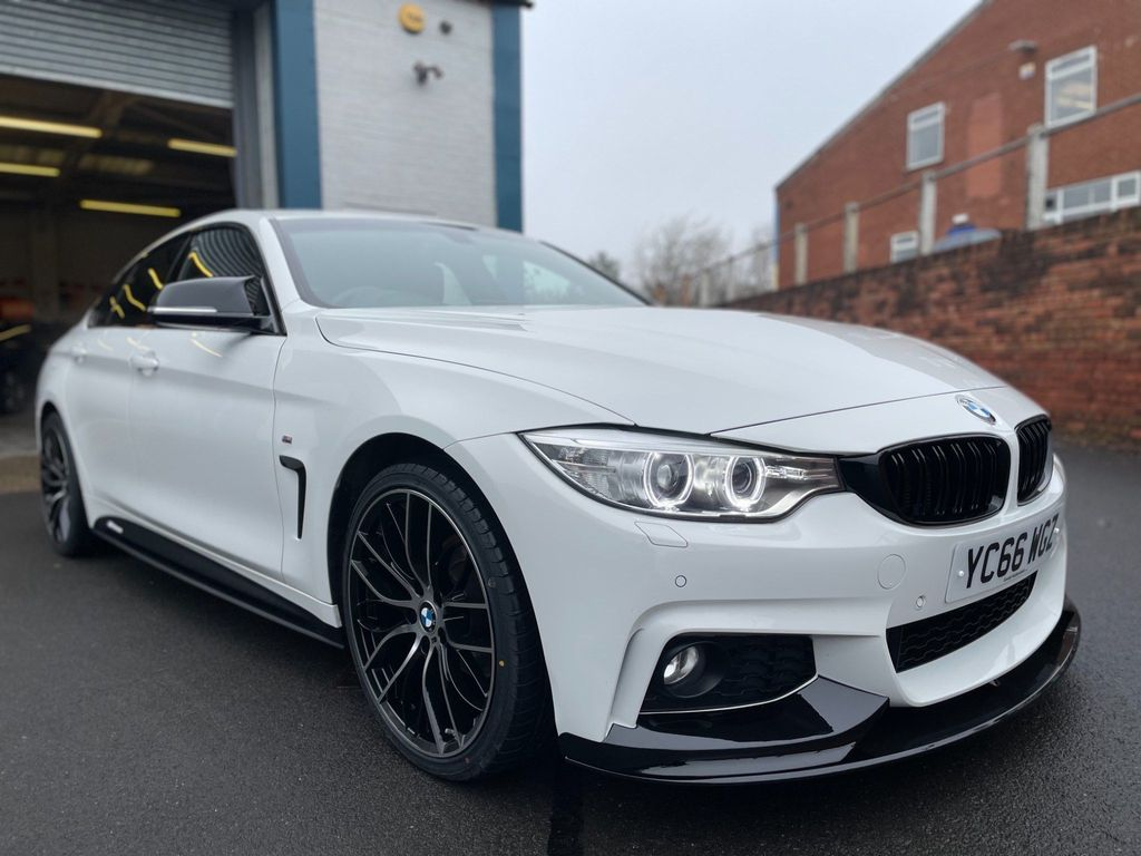 BMW 4 Series Gran Coupe Saloon 2.0 418d M Sport Gran Coupe Auto (s/s) 5dr