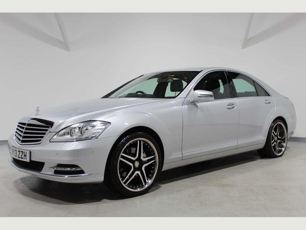 Mercedes-Benz S Class Saloon 3.5 S350 BlueEFFICIENCY 7G-Tronic Plus 4dr