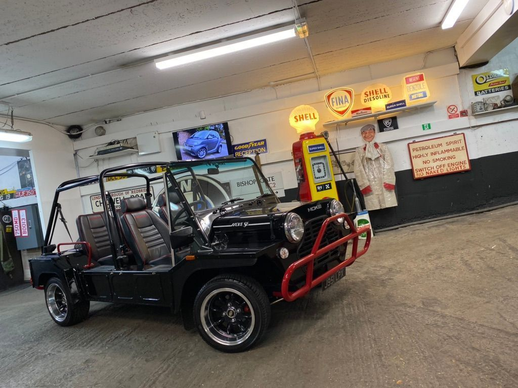 MINI Moke Convertible